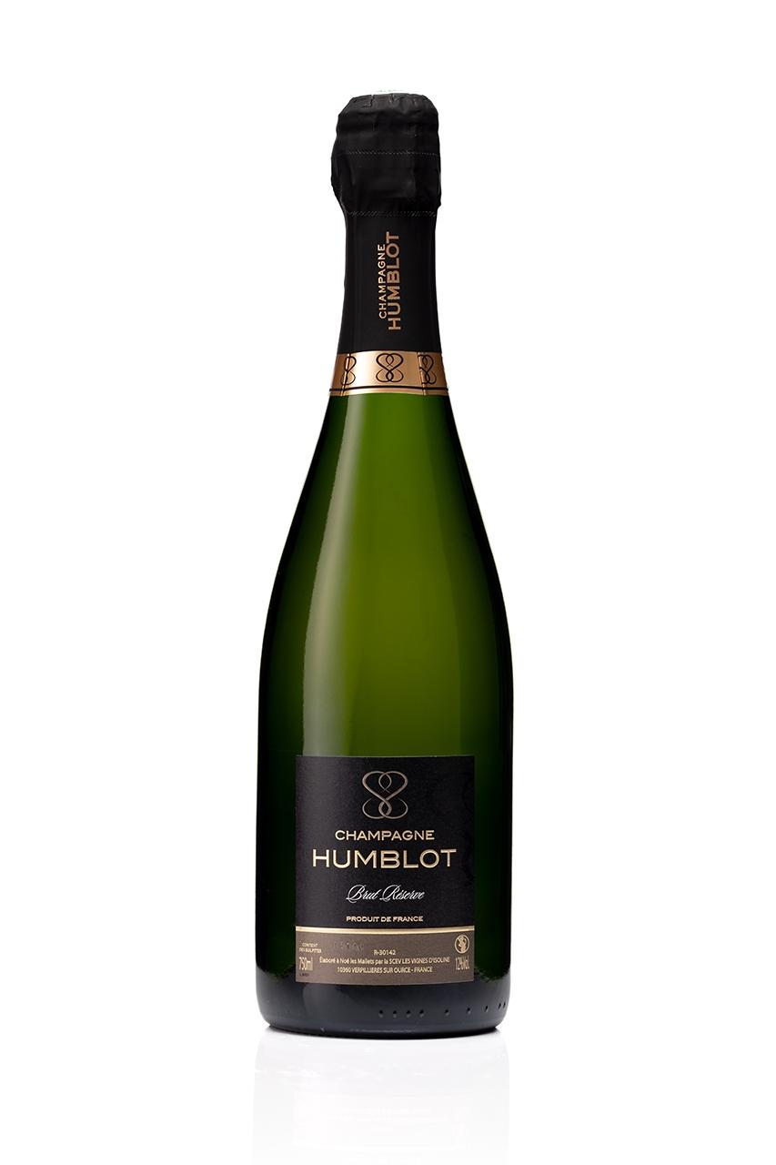 packshot bouteille de champagne studio OG