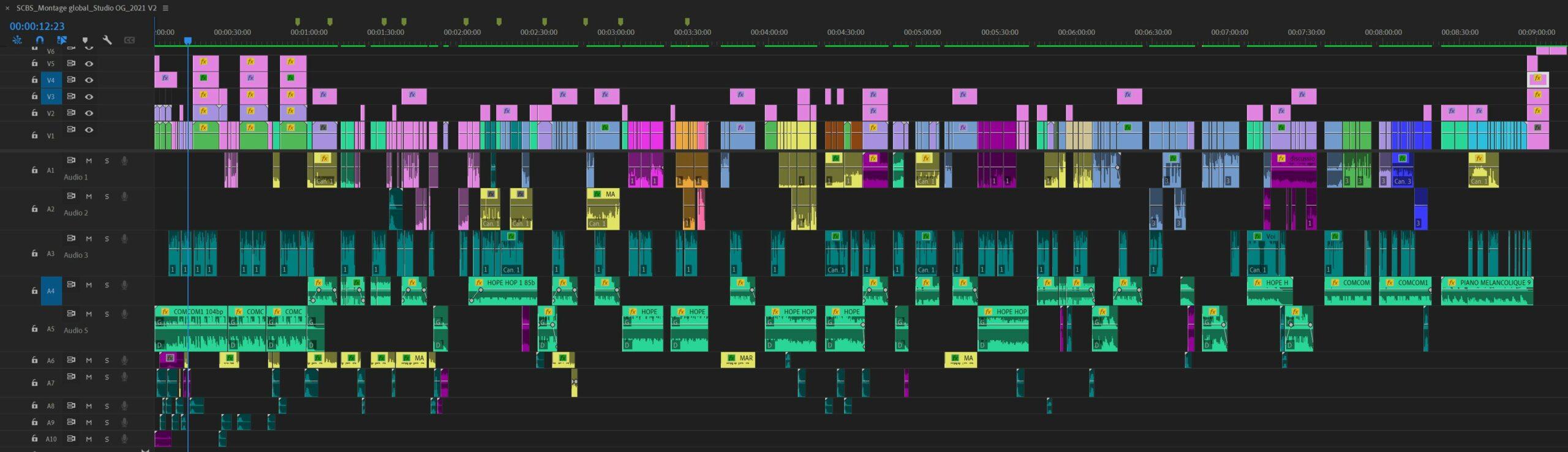 Montage video troyes _Studio OG