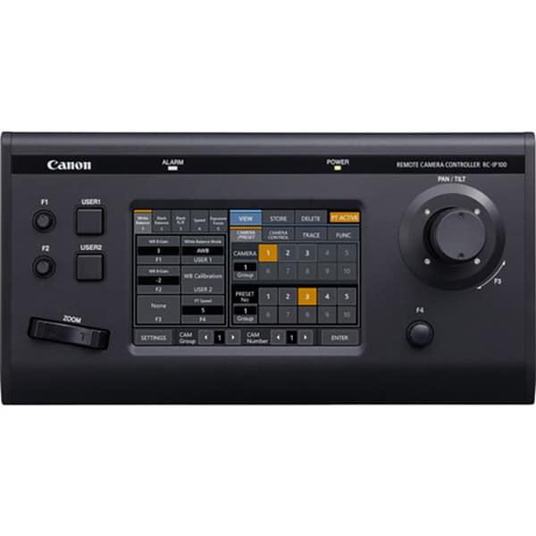 canon-pupitre-de-controle-ptz-rc-ip100