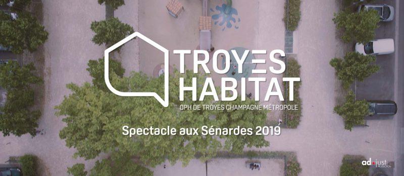 Troyes Habitat-les senardes